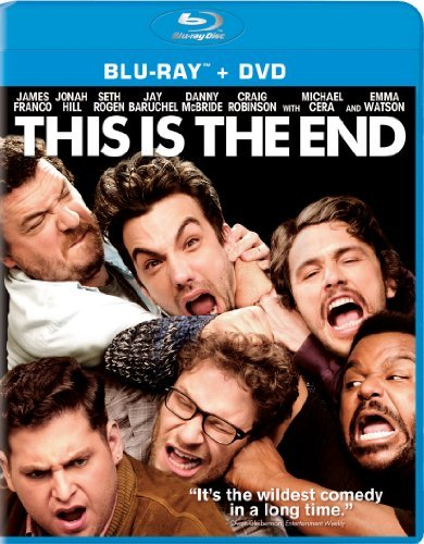 This Is The End Rogen Baruchel Franco Blu Ray DVD Dc R