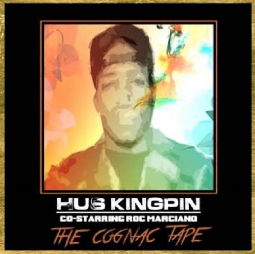 Hus Kingpin Feat. Roc Marciano Cognac Tape (mixed Color Lp)