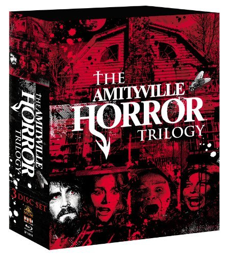 Amityville Horror Trilogy Amityville Horror Trilogy Blu Ray Ws R 3 DVD