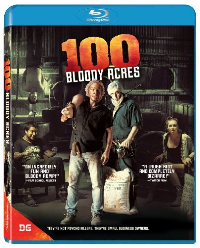 100 Bloody Acres 100 Bloody Acres Blu Ray Ws Nr