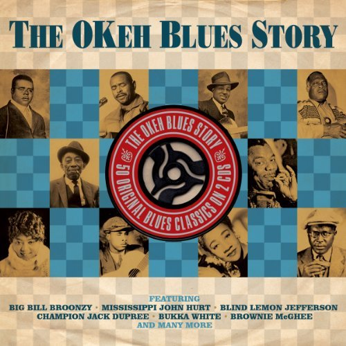 Okeh Blues Story Okeh Blues Story Import Gbr 2 CD