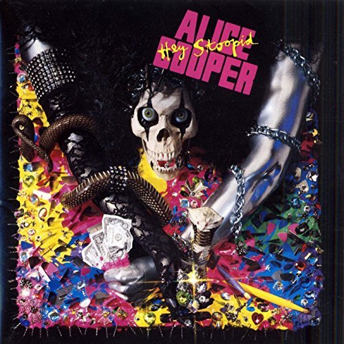 Alice Cooper Hey Stoopid Expanded Edition Import Gbr