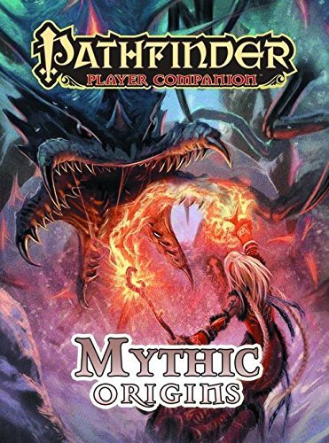 Paizo Staff Pathfinder Player Companion Mythic Origins