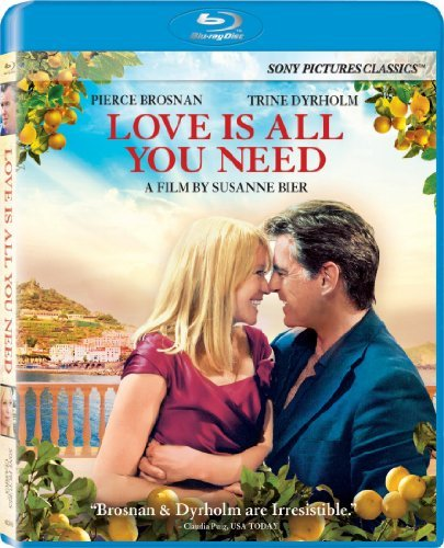 Love Is All You Need Brosnan Dyrholm Blu Ray Ws R