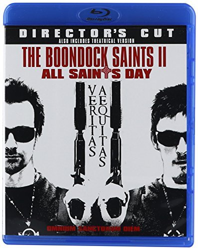 Boondock Saints Ii All Saint' Reedus Flanery Connolly Blu Ray R 2 Br