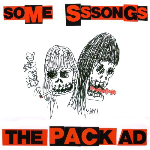 Pack A.D. Some Sssongs Eo 10 Inch Vinyl