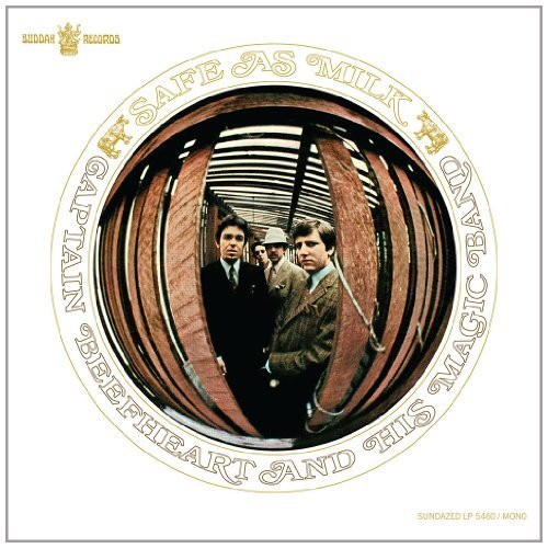 Captain Beefheart Safe As Milk