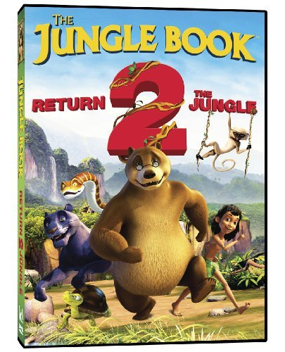 Jungle Book Return 2 The Jungl Holt Tate Hibbert Pilkington Nr