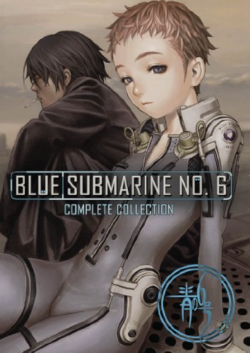 Blue Submarine No. 6 Complete Blue Submarine No. 6 2 DVD