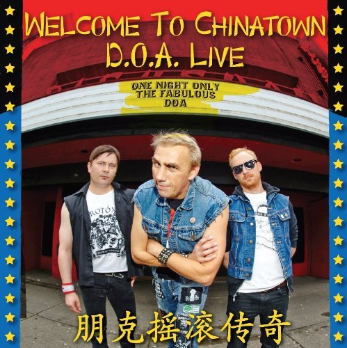 D.O.A. Welcome To Chinatown D.O.A. L 2 Lp