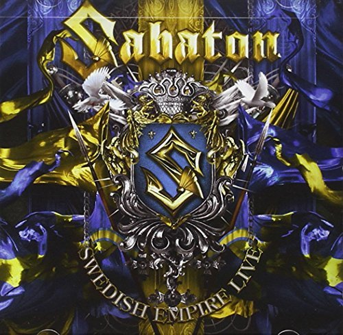 Sabaton Swedish Empire Live