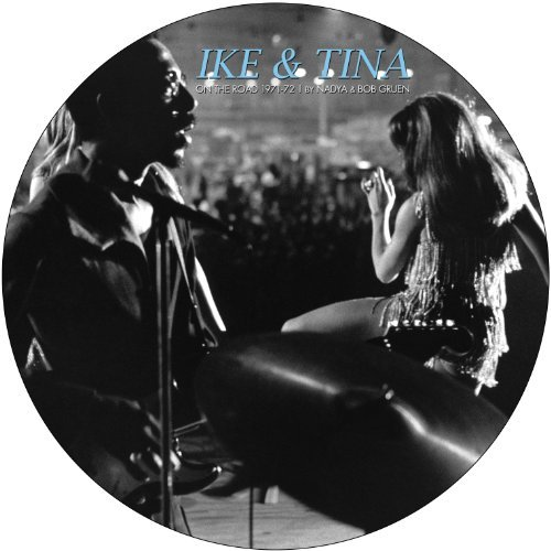 Ike & Tina Turner On The Road Picturedisc & DVD
