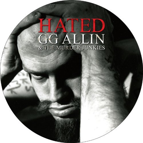 Gg Allin Hated Picture Disc