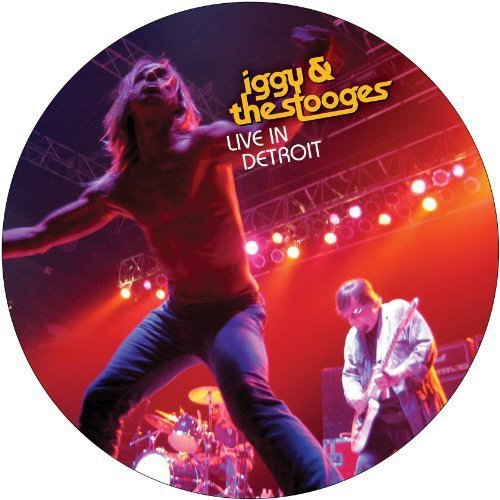 Iggy & The Stooges Live Indetroit 2003 Picturedis