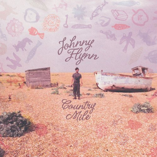 Johnny Flynn Country Mile Digipak
