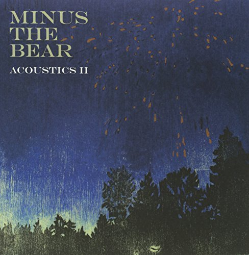 Minus The Bear Acoustics Ii Incl. Digital Download