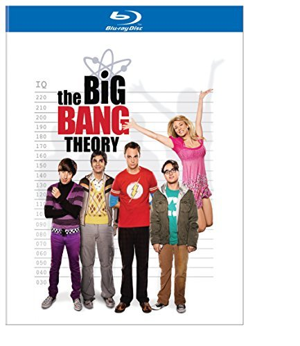 Big Bang Theory Season 2 Blu Ray Nr 3 Br