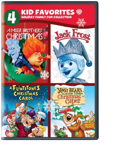 4 Kid Favorites Holiday Family 4 Kid Favorites Holiday Family Nr 4 DVD
