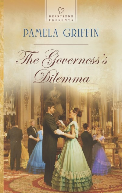 Pamela Griffin The Governess's Dilemma