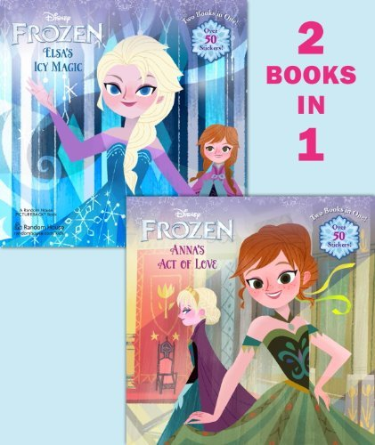 Lisa Marsoli Frozen Anna's Act Of Love Elsa's Icy Magic