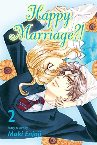 Maki Enjoji Happy Marriage?! Volume 2