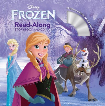 Disney Storybook Artists Frozen [with Book(s)]