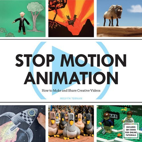 Melvyn Ternan Stop Motion Animation How To Make And Share Creative Videos