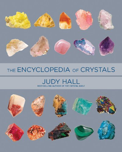Judy Hall Encyclopedia Of Crystals Revised And Expanded
