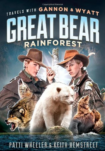 Patti Wheeler Travels With Gannon & Wyatt Great Bear Rainforest