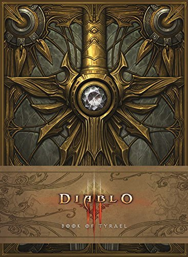 Blizzard Entertainme Diablo Iii Book Of Tyrael