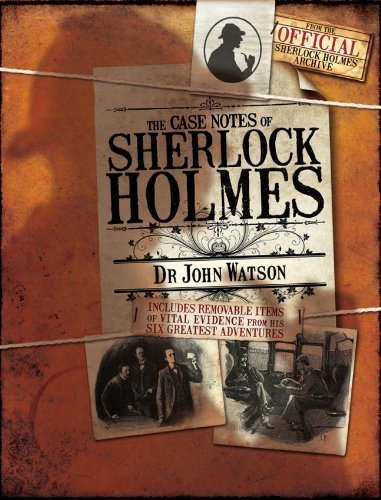 Guy Adams The Case Files Of Sherlock Holmes