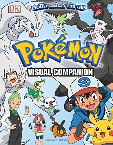 Brady Games Pokemon Visual Companion