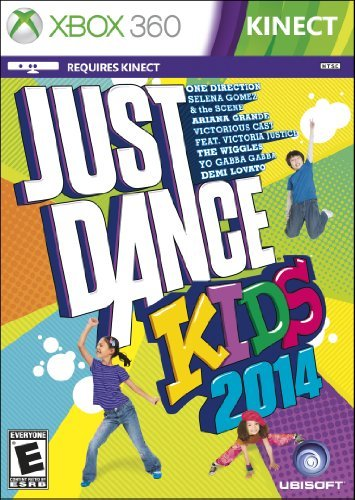 Xbox 360 Just Dance Kids 2014 Ubisoft E