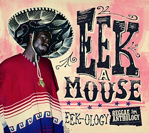 Eek A Mouse Reggae Anthology Eek Ology 2 CD Incl. DVD