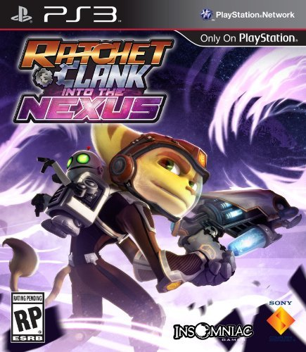 Ps3 Ratchet & Clank Into The Nexus Sony Computer Entertainme
