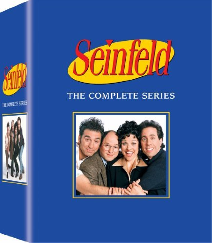 Seinfeld Complete Series Box DVD Nr