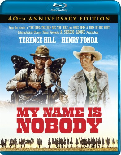 My Name Is Nobody Hill Fonda Blu Ray 40th Anniversary Edition Pg Ws