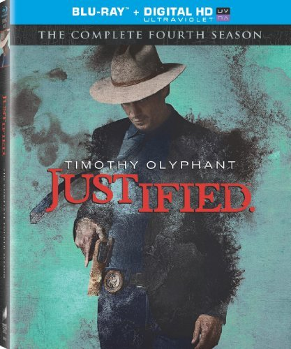 Justified Season 4 Blu Ray Season 4