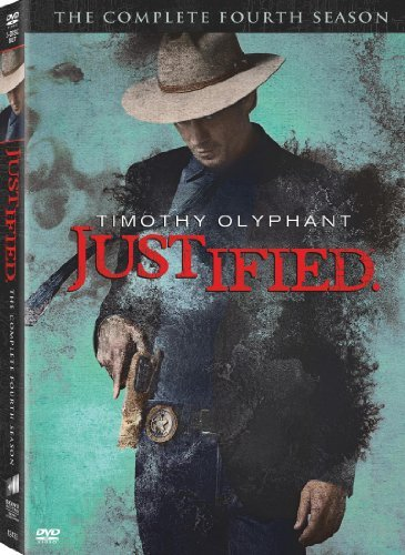 Justified Season 4 DVD Season 4