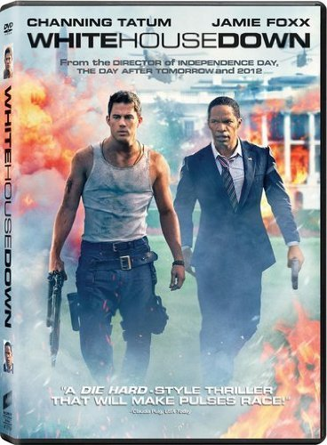 White House Down Tatum Foxx Ws Pg13 Uv