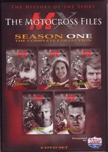 Motocross Files Motocross Files Season 1 Nr 5 DVD