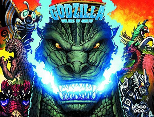 Chris Mowry Godzilla Rulers Of Earth