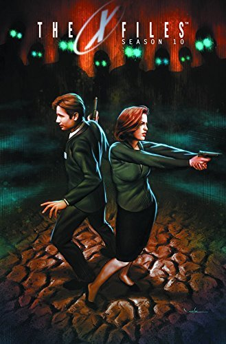 Joe Harris X Files Season 10 Volume 1