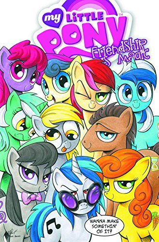 Katie Cook My Little Pony Friendship Is Magic Volume 3