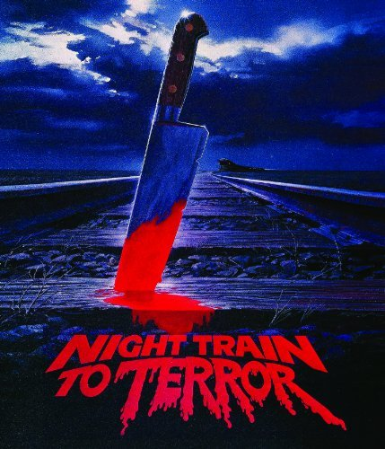 Night Train To Terror Night Train To Terror Blu Ray Ws R DVD