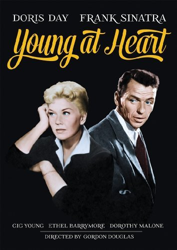 Young At Heart (1954) Day Sinatra DVD Nr