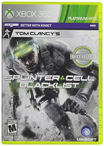 Xbox 360 Tom Clancy's Splinter Cell Blacklist