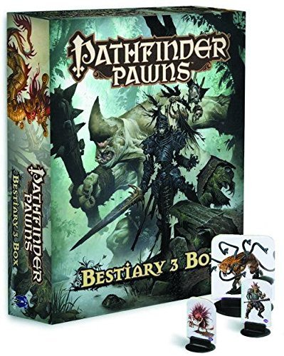 Pathfinder Rpg Pawns Bestiary 3 Box