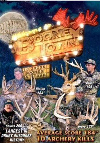 Welcome To Boonetown ~ Whitetail Deer Hunting DVD