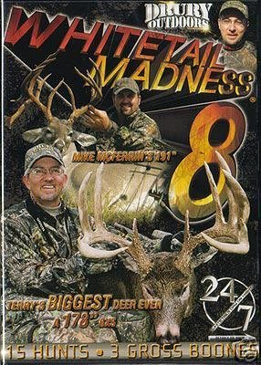 Whitetail Madness 8 (drury Outdoors)